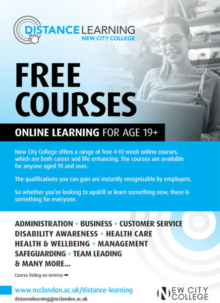 Free online courses to enhance your life and career