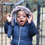 Nursery children clap for Sir Tom Moore
