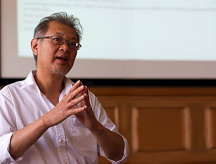 Development workshop for teachers led by UCL academic