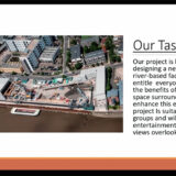 New City College engineering students on virtual work experience with Tideway West