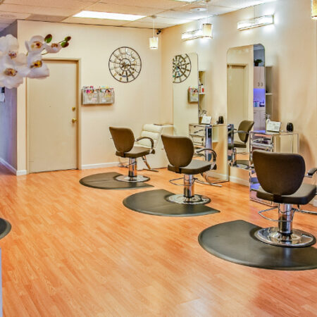 School of Hairdressing & Beauty Therapy