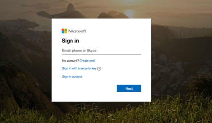 sign-page