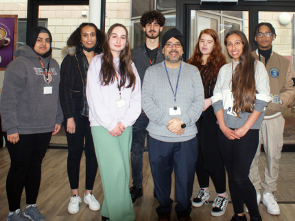 The Medics group, which runs at Havering Sixth Form campus for students aiming for a medical career, has celebrated every student on the programme gaining a place at medical school