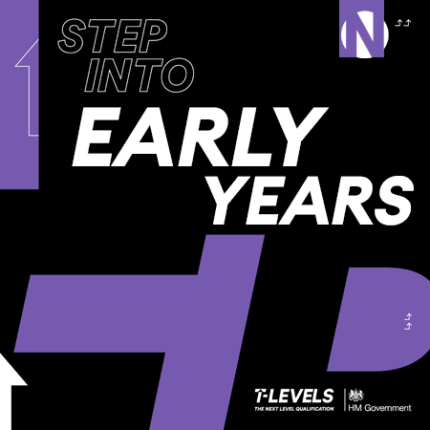 Early Years T Levels Qualifications