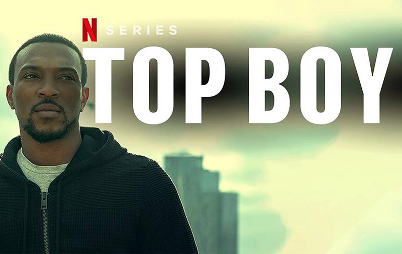 Media student works on Netflix drama Top Boy