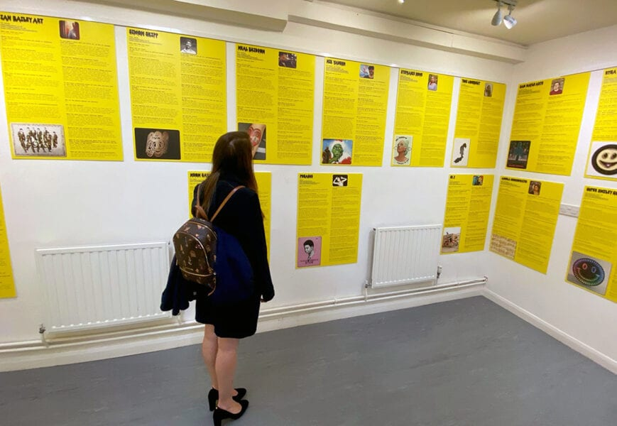 Three artists from New City College Havering are featured in a newly-published book showcasing 48 of 'the most fabulous urban artists' from London and Essex.