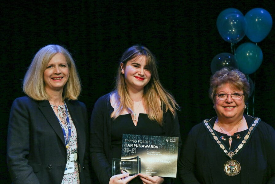 Celebrations for exceptional students at Campus Awards Evenings