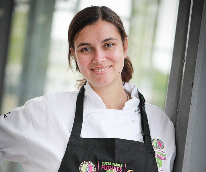 Student chef Sarah wins prestigious culinary competition