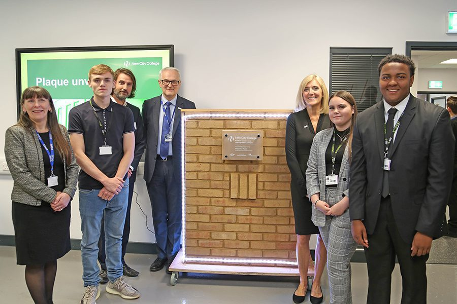 Fantastic facilities showcased at launch of new Construction & Engineering campus