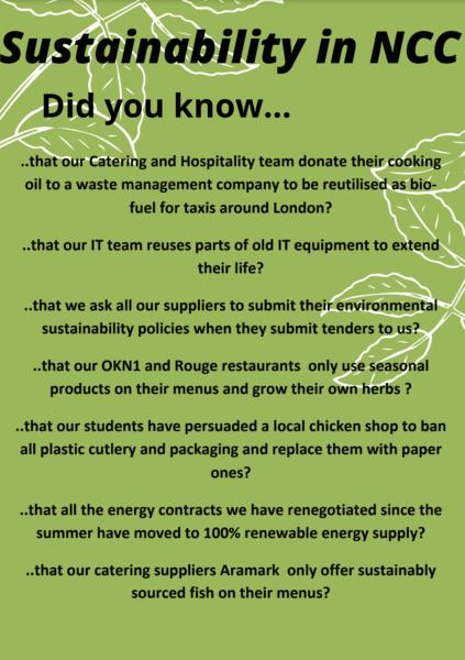 NCC-Sustainability